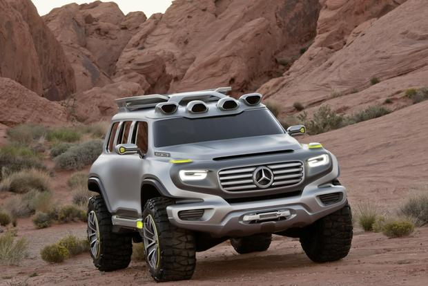 Mercedes Ener-G-Force Concept Revealed: LA Auto Show Preview featured image large thumb0