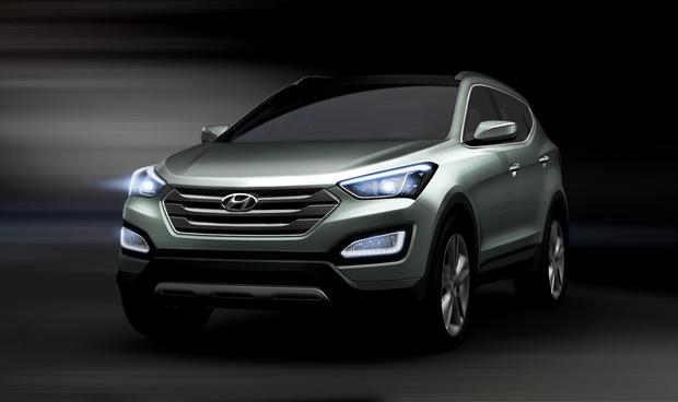 2013 Hyundai Santa Fe Preview: New York Auto Show featured image large thumb0