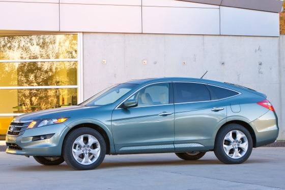 2013 Honda Crosstour Preview: New York Auto Show featured image large thumb0