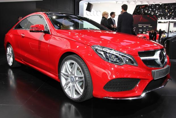 2014 Mercedes CLA-Class, Updated E-Class: Detroit Auto Show featured image large thumb0