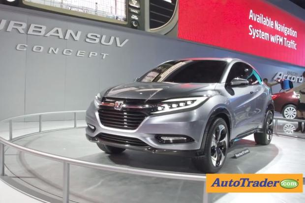 Honda Urban SUV Concept: Detroit Auto Show - Video featured image large thumb1