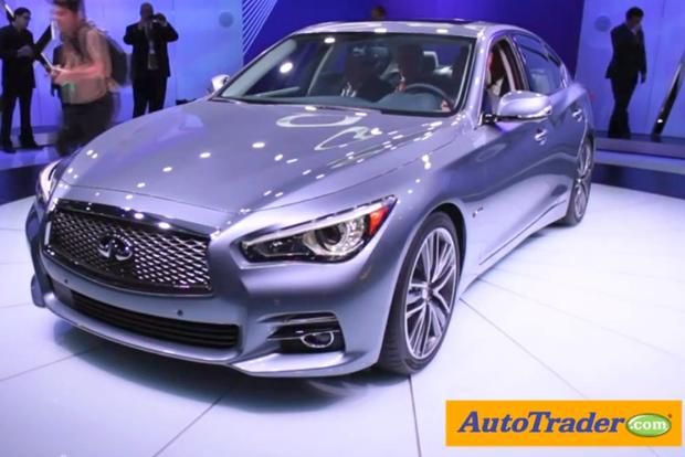 2014 Infiniti Q50: Detroit Auto Show - Video featured image large thumb1