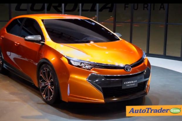 Toyota Furia Concept: Detroit Auto Show - Video featured image large thumb1