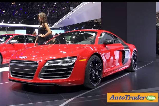 2014 Audi R8: Detroit Auto Show - Video featured image large thumb1