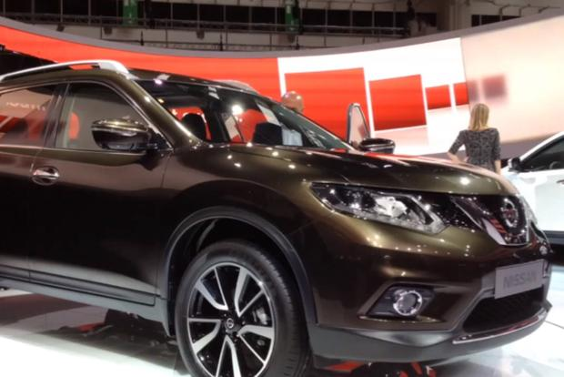 2014 Nissan Rogue Bows at Frankfurt Auto Show - Video featured image large thumb1