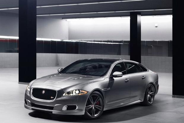 2014 Jaguar XJR: New York Auto Show featured image large thumb0