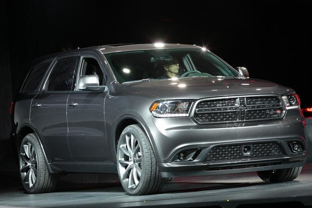 2014 Dodge Durango: New York Auto Show featured image large thumb0