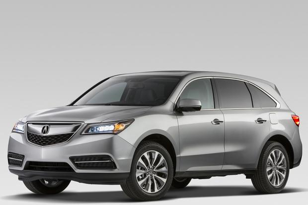 2014 Acura MDX: New York Auto Show featured image large thumb0