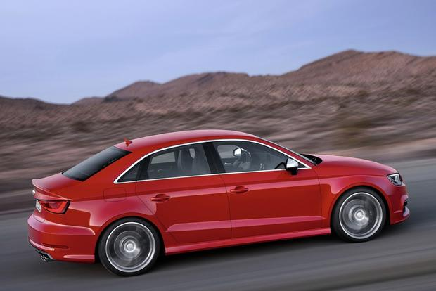 2015 Audi S3: New York Auto Show featured image large thumb0