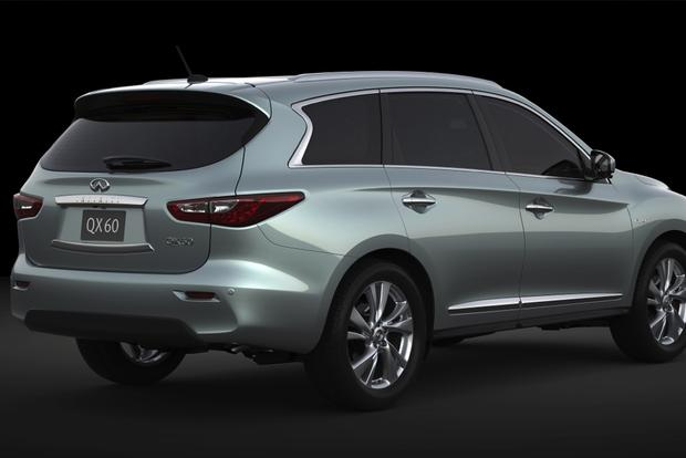 2014 Infiniti QX60: New York Auto Show featured image large thumb0