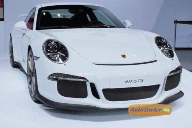 2014 Porsche 911 GT3: New York Auto Show - Video featured image large thumb1