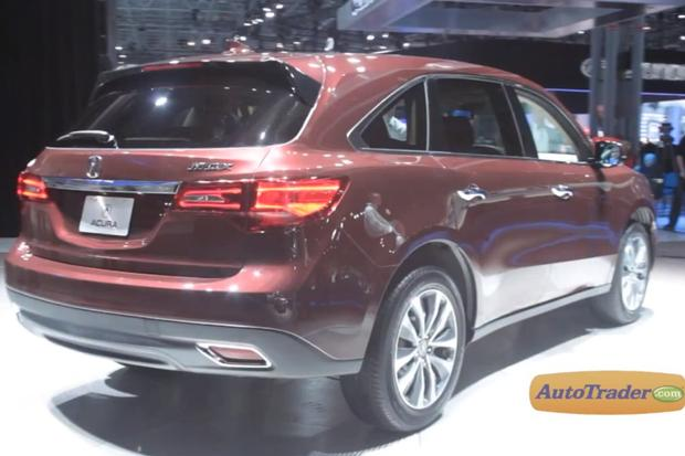 2014 Acura MDX: New York Auto Show - Video featured image large thumb1