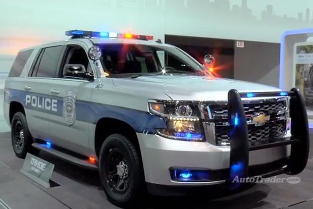 2015 Chevrolet Tahoe PPV: Chicago Auto Show - Video featured image large thumb1