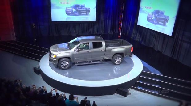 2015 GMC Canyon: Detroit Auto Show - Video featured image large thumb1