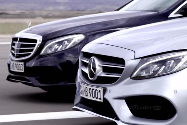 2015 Mercedes-Benz C-Class: Detroit Auto Show - Video featured image large thumb1