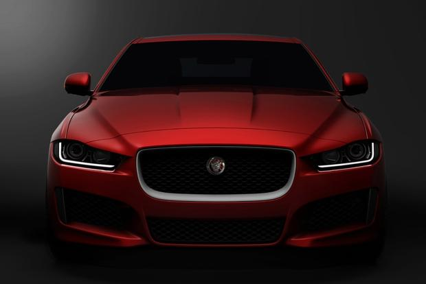 2016 Jaguar XE: Geneva Auto Show featured image large thumb0
