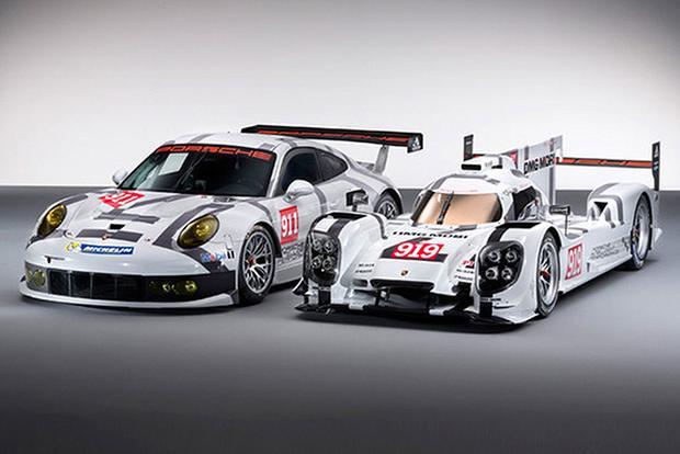 Porsche 919 Hybrid: Geneva Auto Show featured image large thumb0