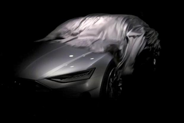 New Audi Concept Car Teased Ahead of LA Auto Show featured image large thumb0