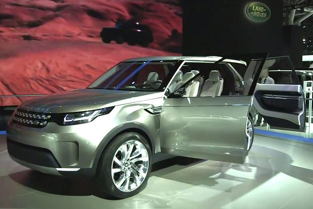 Land Rover Discovery Vision Concept: New York Auto Show - Video featured image large thumb1