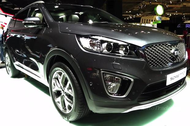 2016 Kia Sorento: Paris Auto Show - Video featured image large thumb1