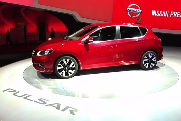 Nissan Pulsar: Compelling Design - Video featured image large thumb1