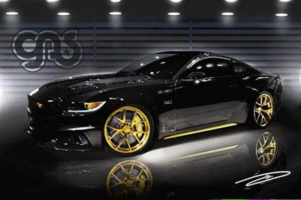 2015 Galpin Auto Sports Ford Mustang: SEMA Show featured image large thumb0