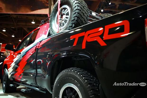 2015 Toyota Tundra TRD: SEMA Show - Video featured image large thumb1