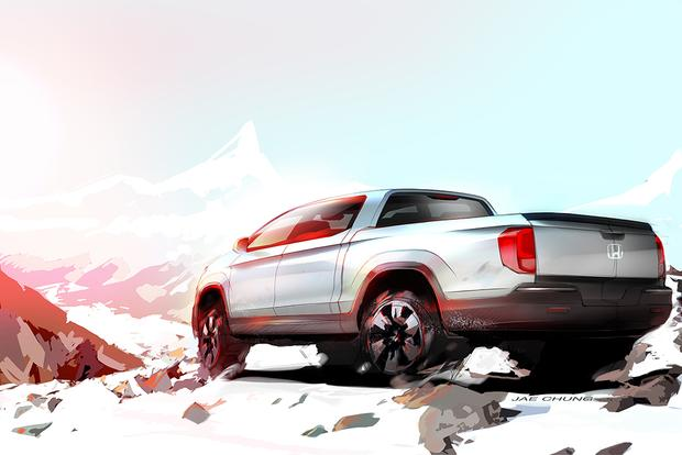 Honda Ridgeline: Chicago Auto Show featured image large thumb0