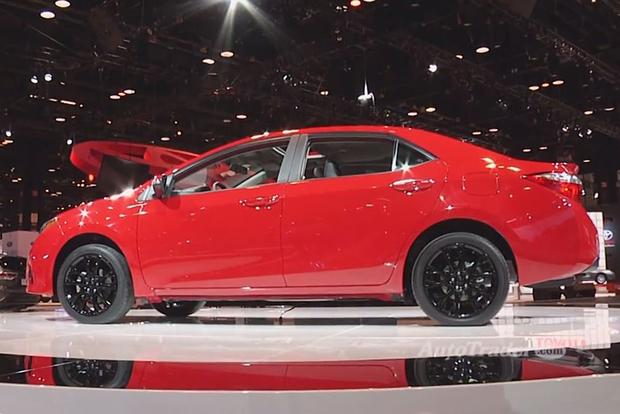 2016 Toyota Corolla and Camry Special Edition: Chicago Auto Show - Video featured image large thumb1