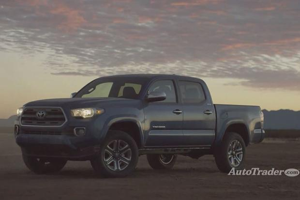 2016 Toyota Tacoma: Detroit Auto Show - Video featured image large thumb1