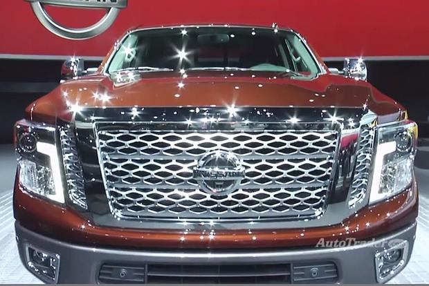 2016 Nissan Titan: Detroit Auto Show - Video featured image large thumb2