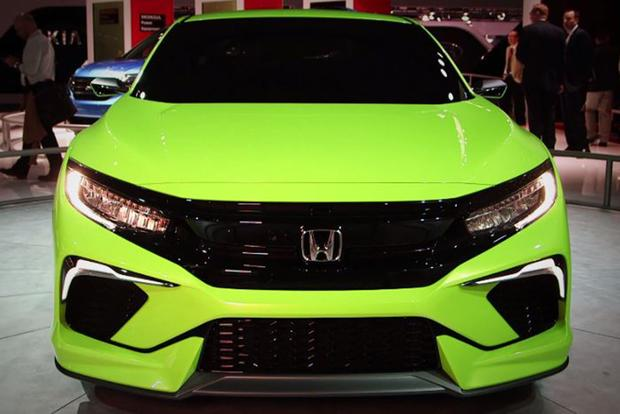 Honda Civic Concept: New York Auto Show - Video featured image large thumb1