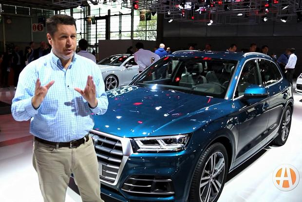 2018 Audi Q5: Paris Auto Show - Video featured image large thumb1