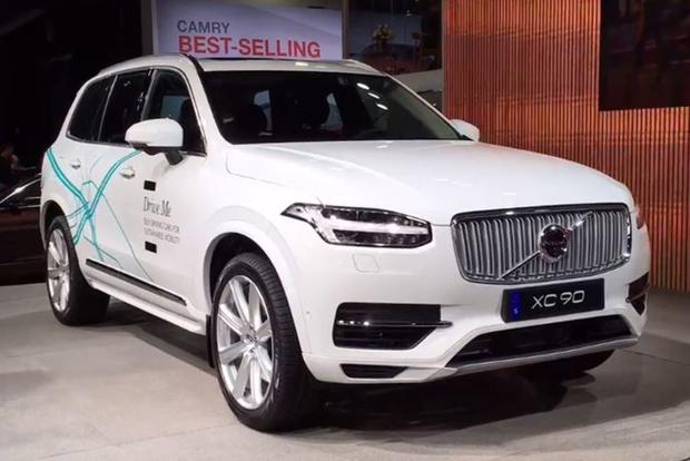 "Volvo ""Drive Me"" XC90: Detroit Auto Show - Video featured image large thumb1"