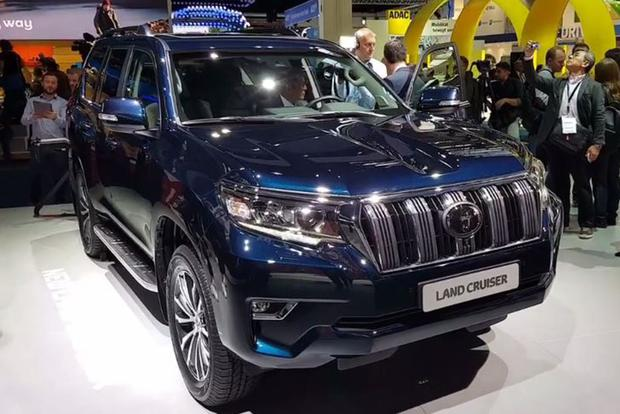 Toyota Land Cruiser Prado: Frankfurt Auto Show - Video featured image large thumb2