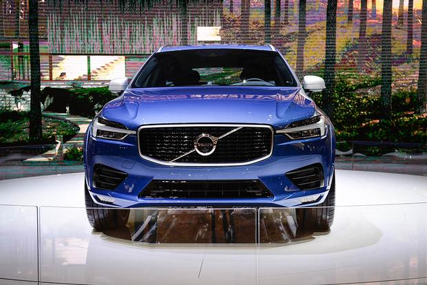 2018 Volvo XC60: Geneva Auto Show - Video featured image large thumb1