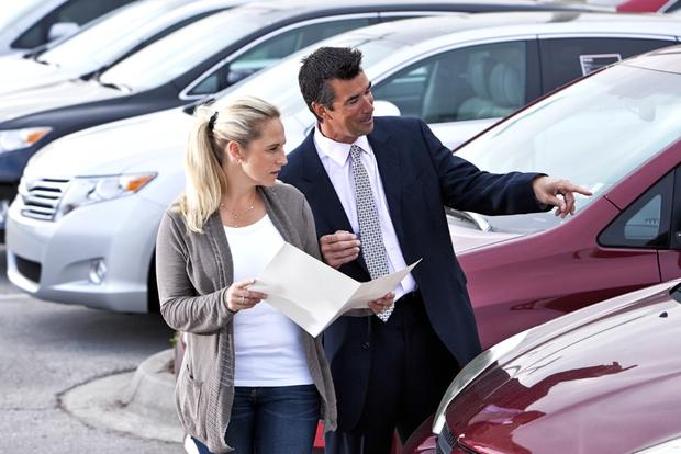 Guide in Buying a Car