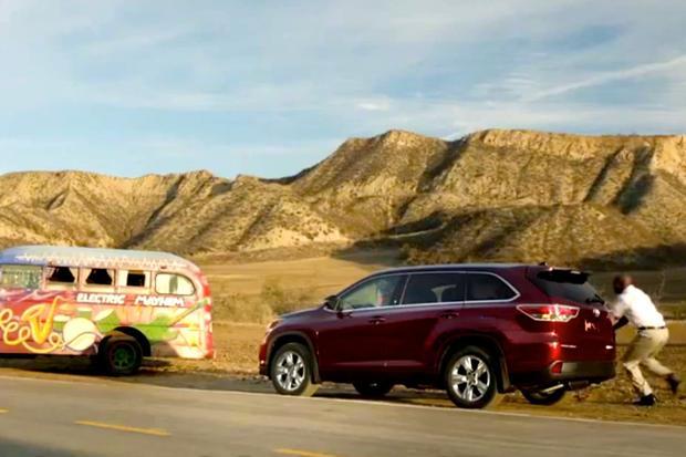 Super Bowl Ads Our Favorite Big Game Car Commercials