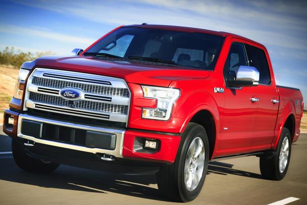 What's New in Pickup Trucks for 2014? featured image large thumb0