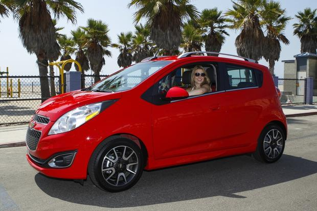 Best Gas Mileage Compact Cars