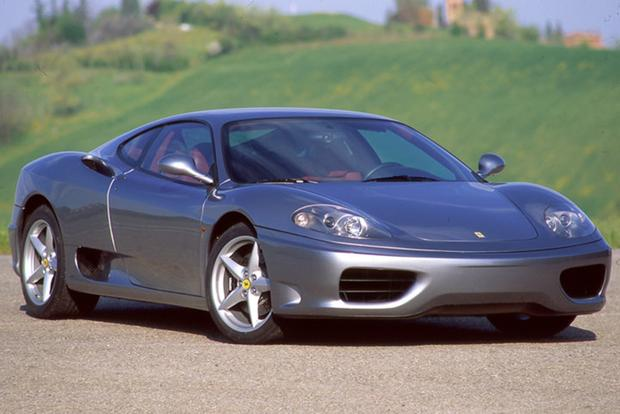 buying a used ferrari 360 modena everything you need to know autotrader. Black Bedroom Furniture Sets. Home Design Ideas