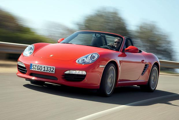 Buying a Used Porsche Boxster: Everything You Need to Know - Autotrader