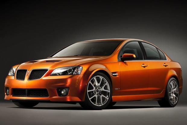 Modern Day Classic 2008 2009 Pontiac G8 Gt And Gxp