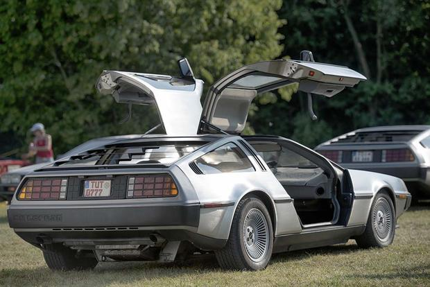 "Yes, You Can Buy a ""Back to the Future"" DeLorean on Autotrader featured image large thumb0"