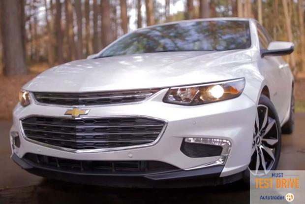 2016 Chevrolet Malibu: Must Test Drive - Video featured image large thumb1