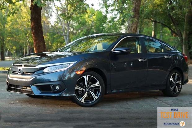 2016 Honda Civic: Must Test Drive - Video featured image large thumb1