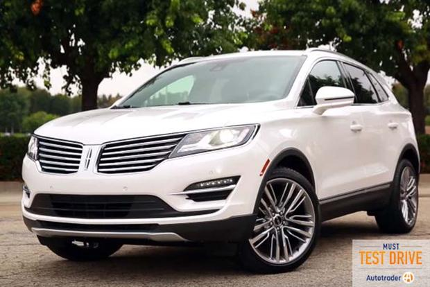 2016 Lincoln MKC: Must Test Drive - Video featured image large thumb1