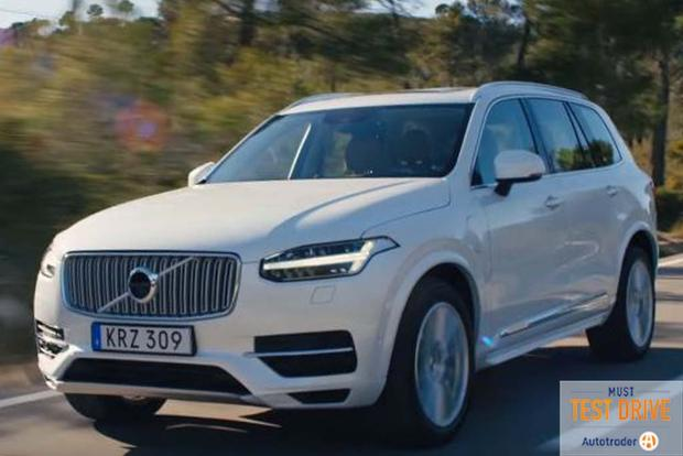 2016 Volvo XC90: Must Test Drive - Video featured image large thumb1