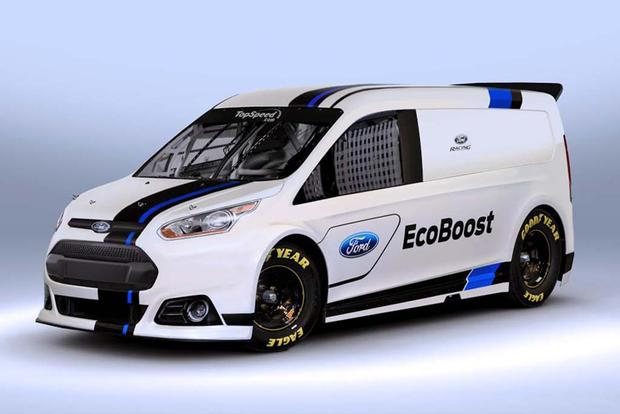 Ford Minivan Race Series Coming To A Track Near You