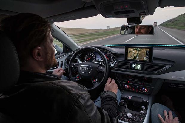 The Race to Self-Driving Cars: 5 Safety Tech Benefits We're Already Seeing in New Cars featured image large thumb0